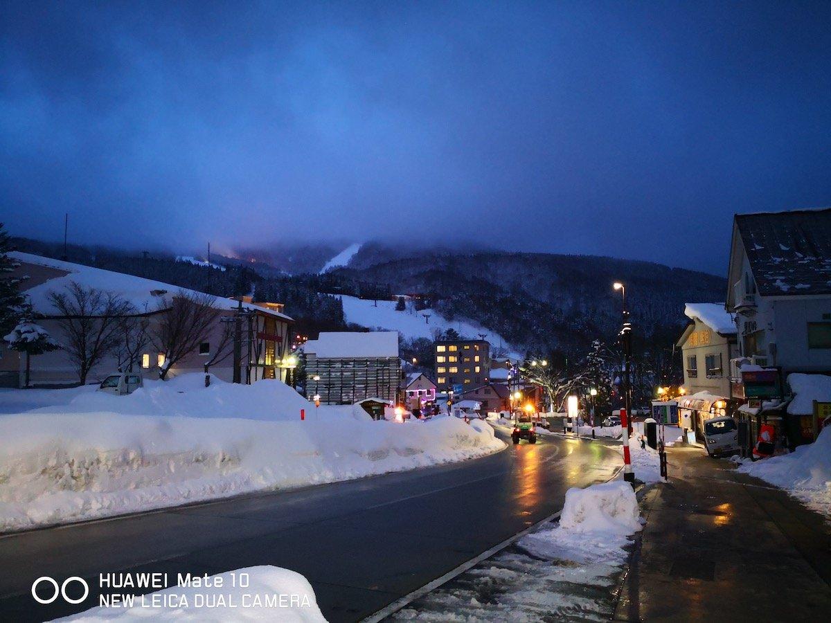 日本冬季租車雪地自駕 雪胎 雪鏈